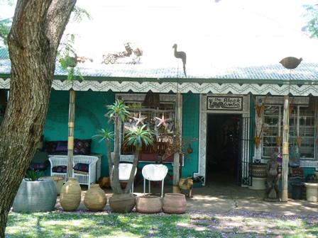 The Black Mamba African Gallery